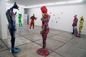 Beyond Me at Etemad gallery