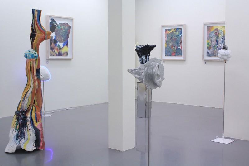 No-Mind seriesNo-Mind/ Etemad Gallery/ 2013